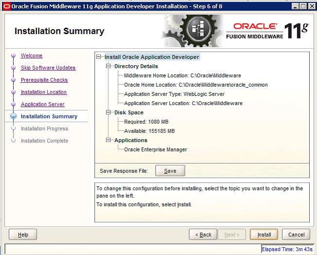 Endeca Information Discovery Installation with WebLogic and Tomcat